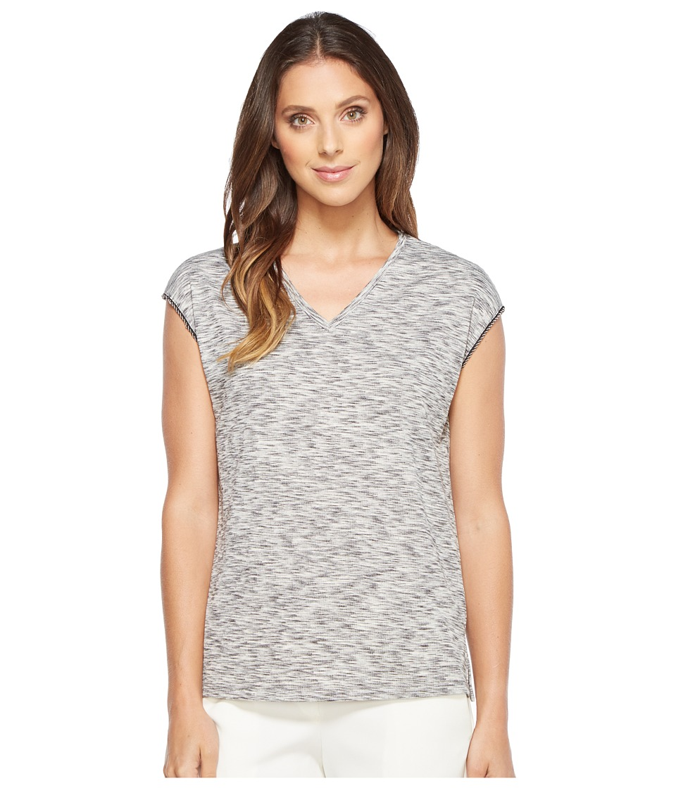 Ivanka Trump - Short Sleeve Tee (Heather Grey) Women's T Shirt