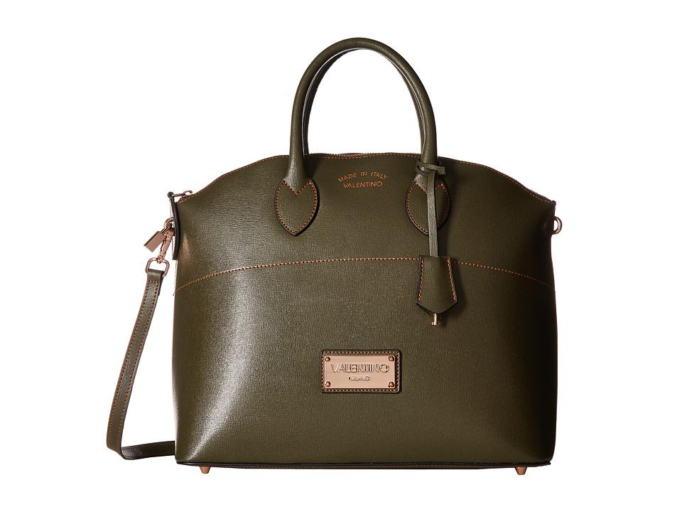 Valentino Bags by Mario Valentino - Bravia (Army Green) Handbags