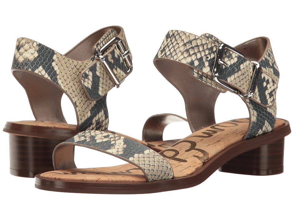 Sam Edelman Trina 2 (Roccia Baja Snake Leather) Women