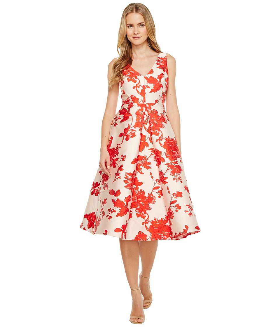 Eva by Eva Franco - Devora Dress (White/Red) Women's Dress