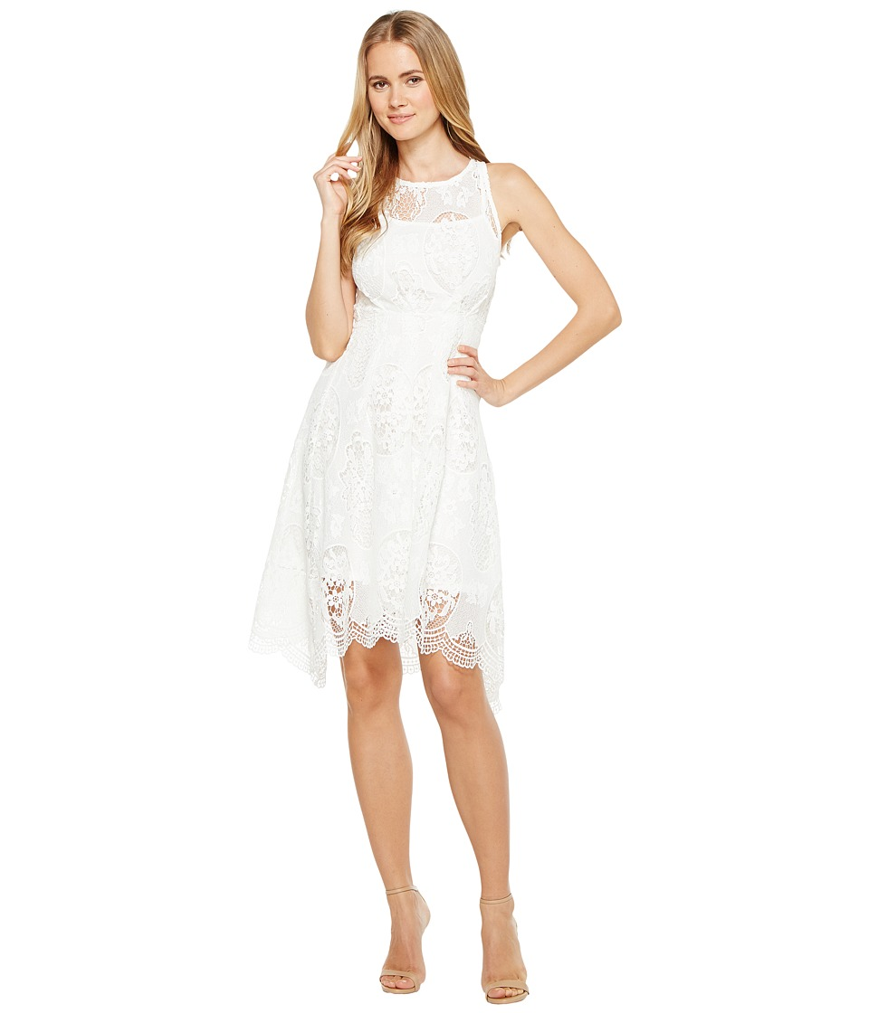 Eva by Eva Franco - Samantha Dress (White) Women's Dress
