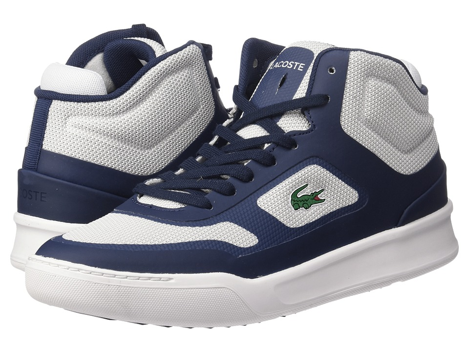 Lacoste Explorateur Mid Spt 117 1 (Navy) Men