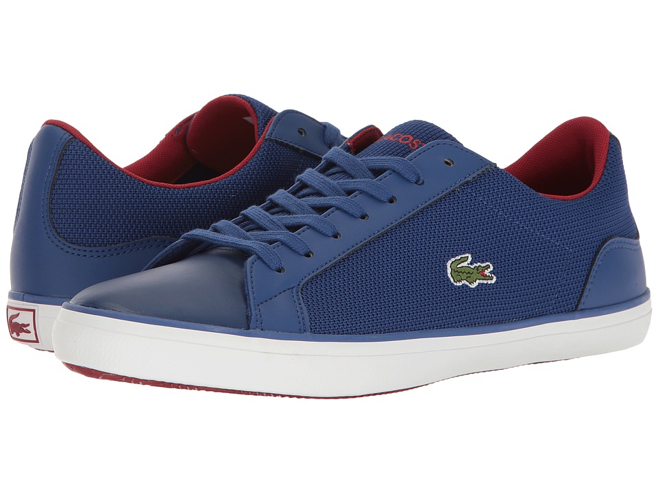 Lacoste - Lerond 117 3 (Dark Blue) Men's Shoes