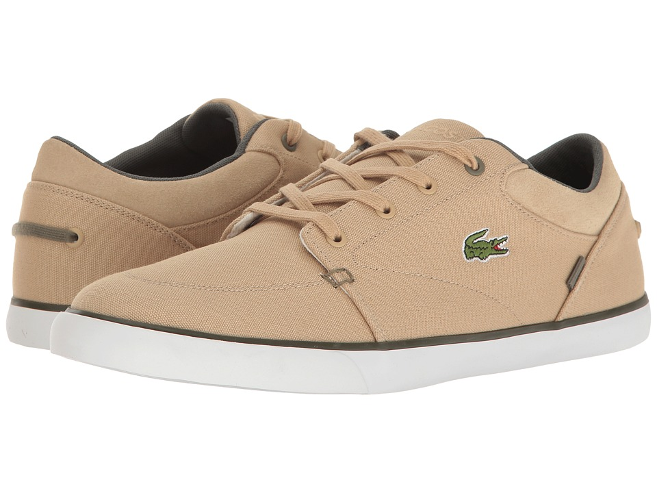 Lacoste - Bayliss 117 1 (Natural) Men's Shoes