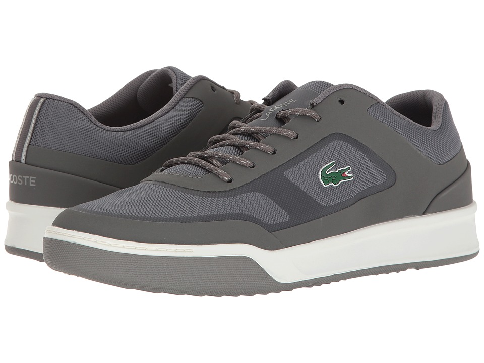 Lacoste - Explorateur Sport 117 2 Cam (Dark Grey) Men's Shoes
