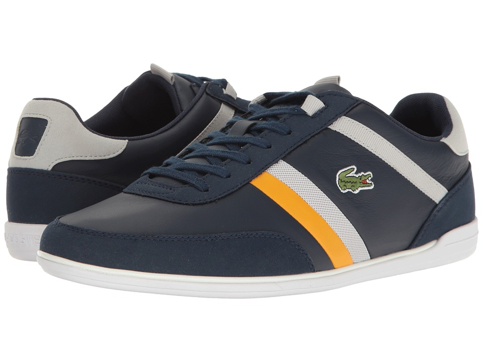 Lacoste - Giron 117 1 (Navy) Men's Shoes