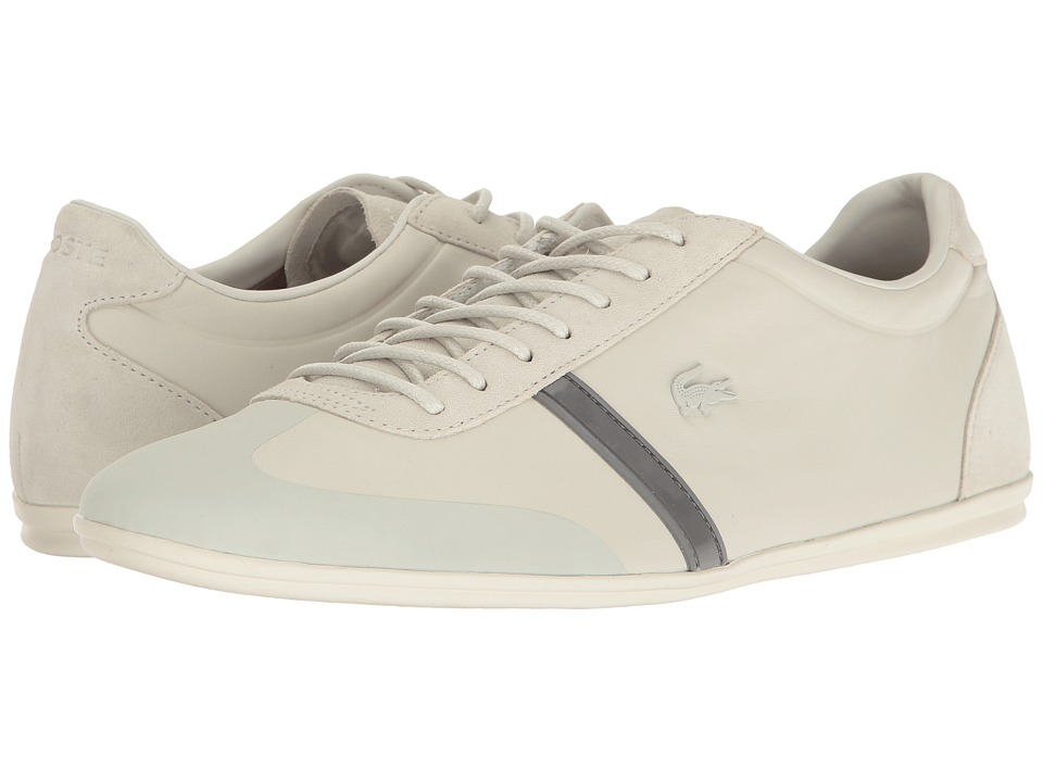 Lacoste - Mokara 117 1 (Off-White) Men's Shoes