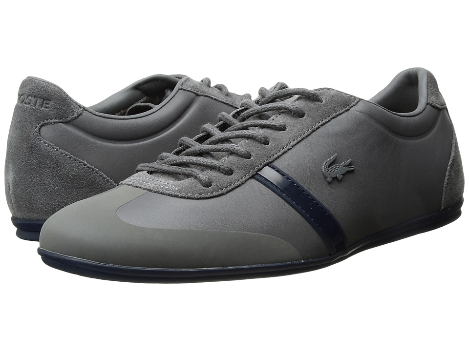 Lacoste - Mokara 117 1 (Dark Grey) Men's Shoes