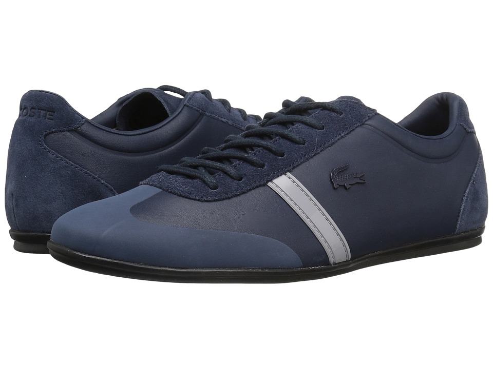 Lacoste - Mokara 117 1 (Navy) Men's Shoes