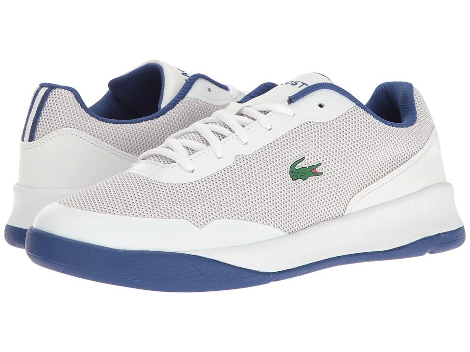Lacoste - Lt Spirit 117 3 (White) Men's Shoes