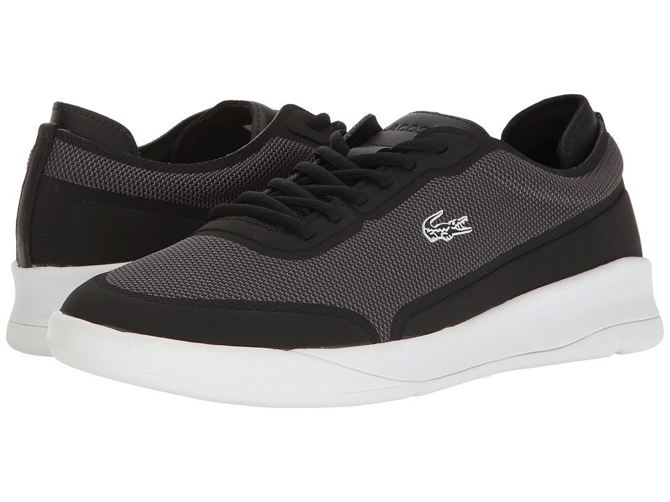 Lacoste - LT Spirit Elite 117 1 (Black) Men's Shoes