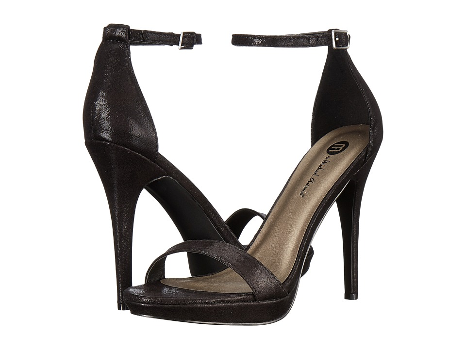 Michael Antonio Lovina-Metallic 2 (Black) Women