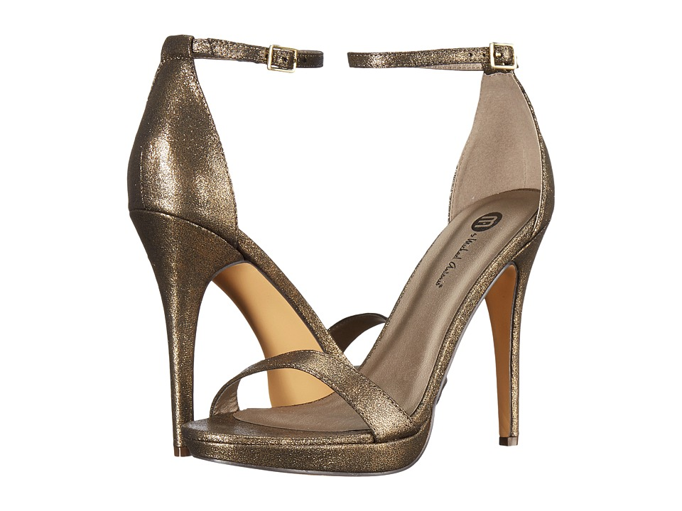 Michael Antonio - Lovina-Metallic 2 (Gold) Women's Dress Sandals