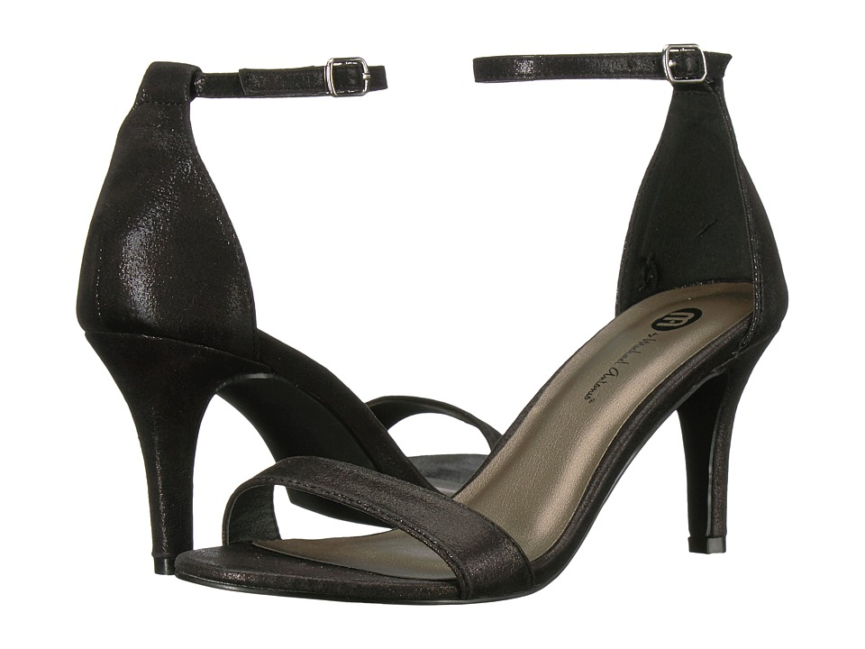 Michael Antonio - Ramos-Metallic 2 (Black) Women's Dress Sandals