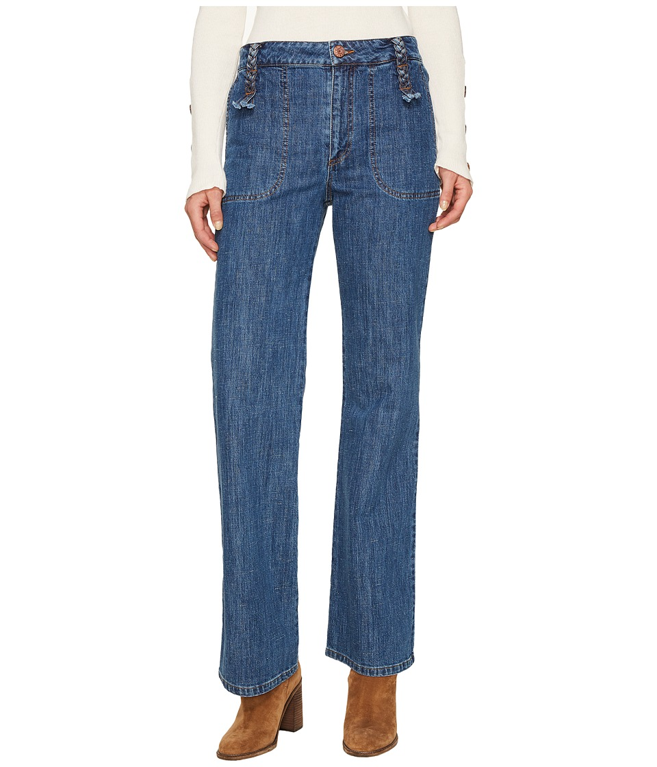 See by Chloe - Signature Denim Pants (Washed Indigo) Women's Jeans