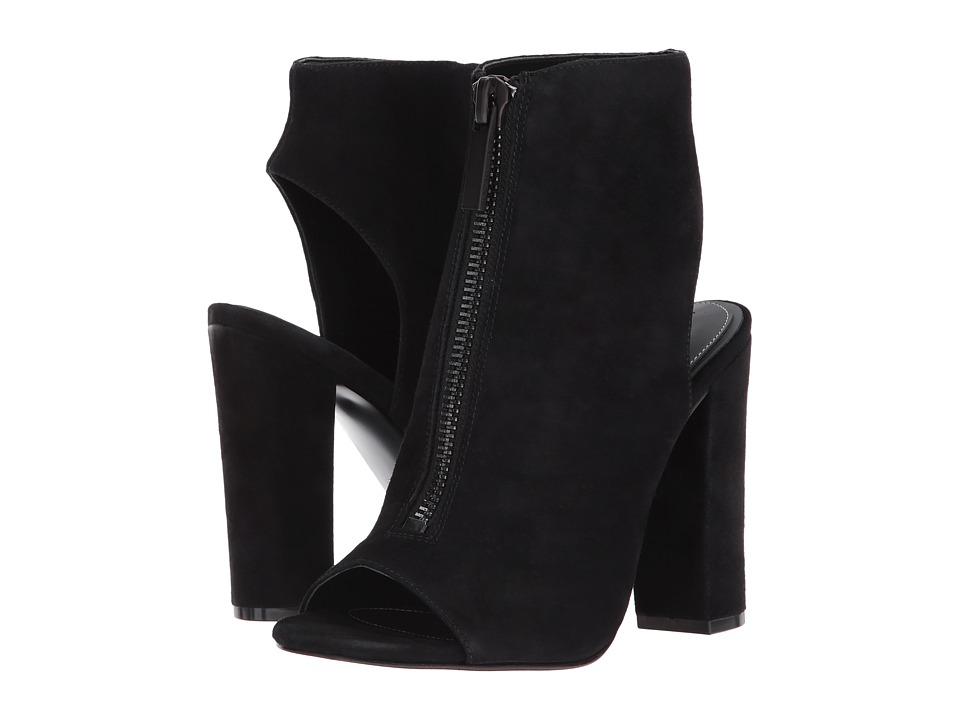 KENDALL + KYLIE - Elaine (Black Suede) Women's Shoes