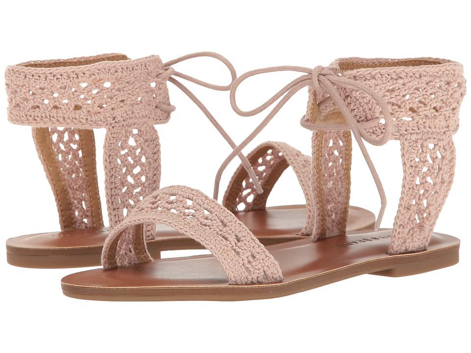 Lucky Brand - Ariah (Peach Whip) Women's Flat Shoes