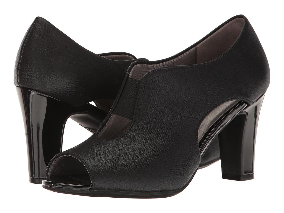 LifeStride - Carla (Black Astro) Women's Shoes