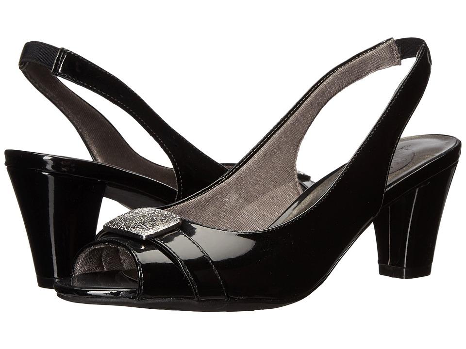 LifeStride - Heloise (Black) Women's Shoes