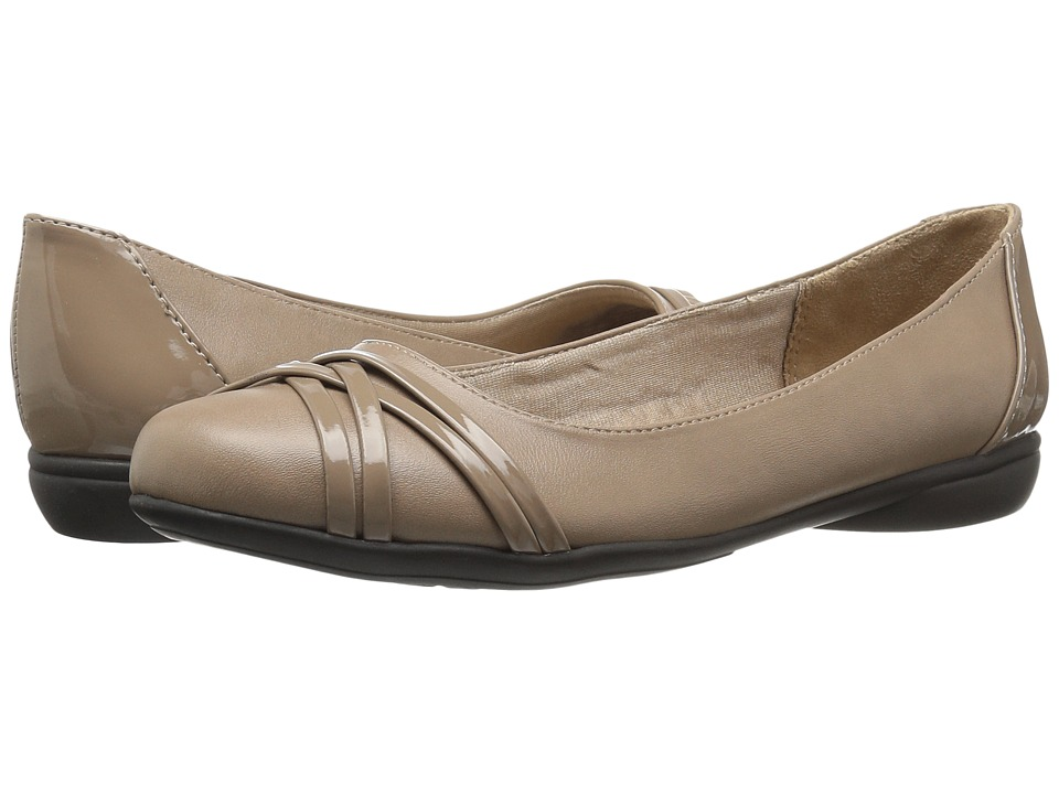 LifeStride - Aliza (Mushroom) Women's Shoes