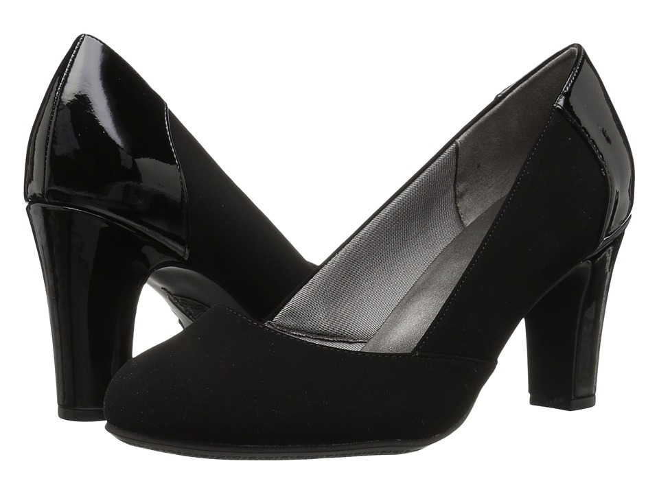 LifeStride - Celeste (Black) Women's Shoes