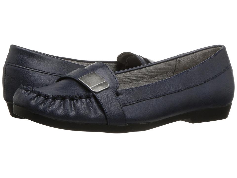 LifeStride - Randi (Navy) Women's Shoes