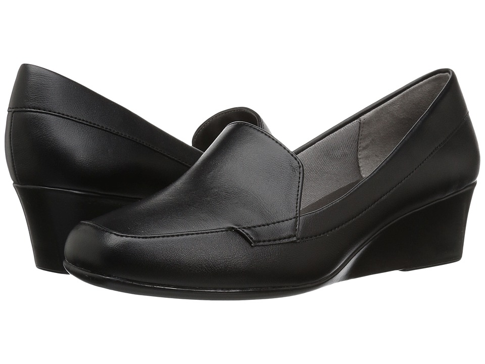 LifeStride - Gita (Black) Women's Shoes