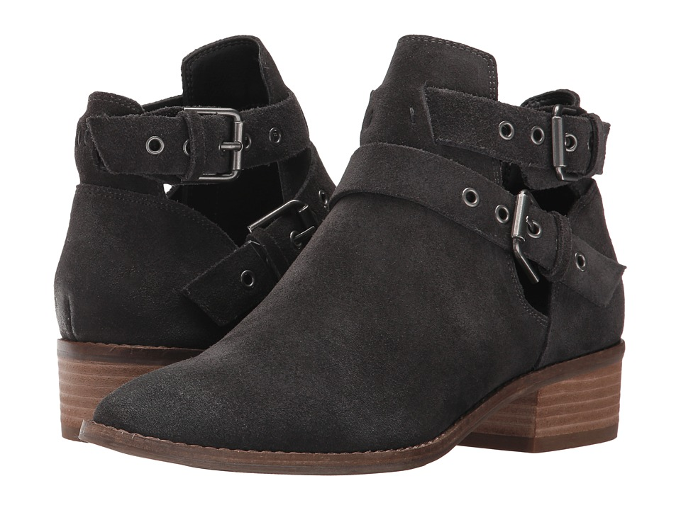 Dolce Vita - Tana (Anthracite Suede) Women's Shoes