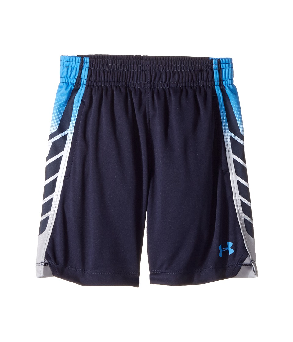 Under Armour Kids - Gradient Select Shorts (Toddler) (Midnight Navy) Boy's Shorts