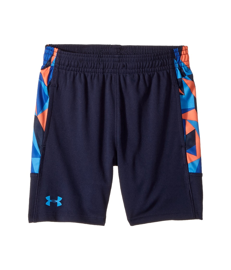 Under Armour Kids - Stunt Shorts (Toddler) (Midnight Navy) Boy's Shorts