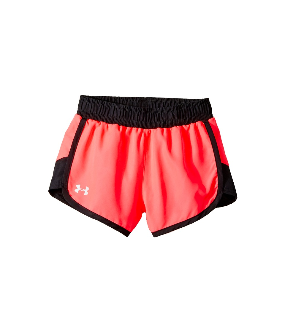 Under Armour Kids - Fast Lane Shorts (Toddler) (Penta Pink) Girl's Shorts