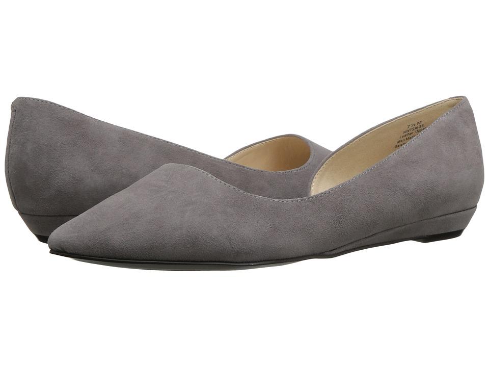 Nine West - Saige (Smoke Grey) Women's Shoes