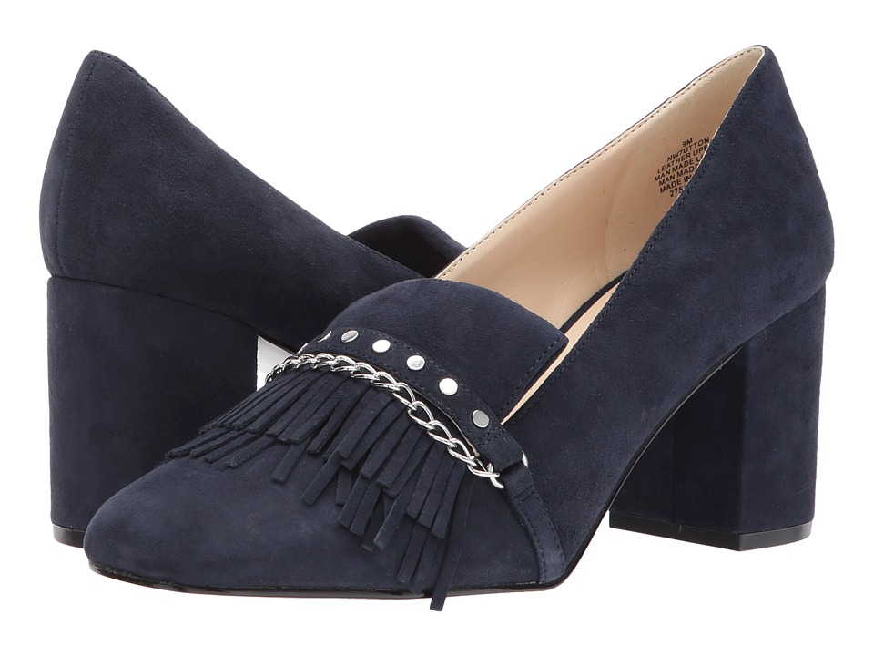 Nine West - Utton (French Navy) Women's Shoes