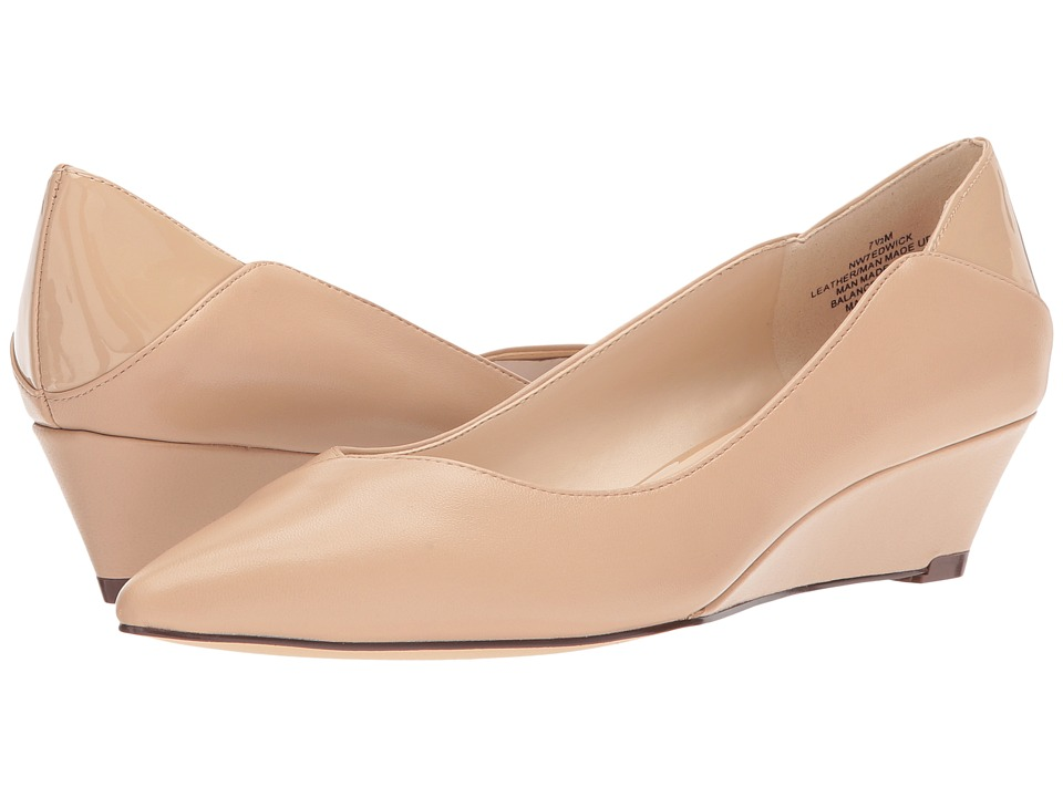 Nine West - Edwick (New Nude) Women's Shoes