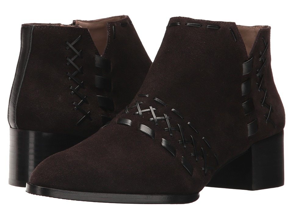 Donald J Pliner Bowery (Cocoa Kid Suede) Women