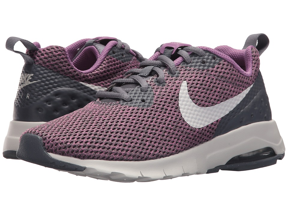 Nike Air Max Motion Lightweight LW (Light Carbon/Vast Grey/Dark Orchid) Women