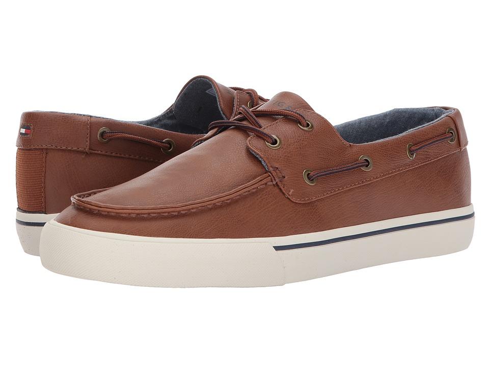 Tommy Hilfiger - Pharis2 (Brown) Men's Moccasin Shoes