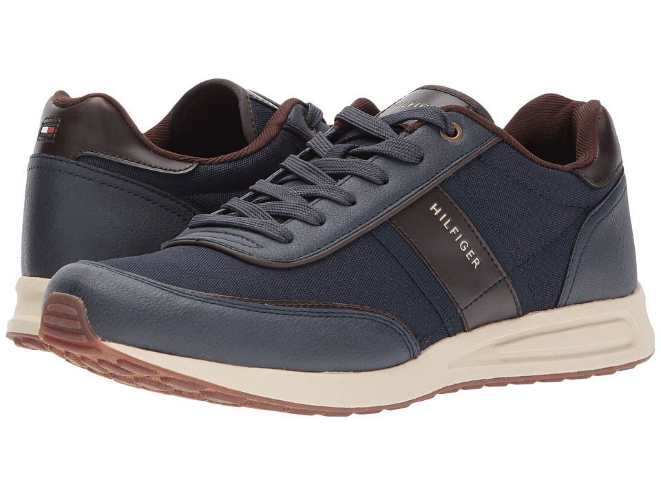 Tommy Hilfiger - Link (Navy) Men's Lace up casual Shoes
