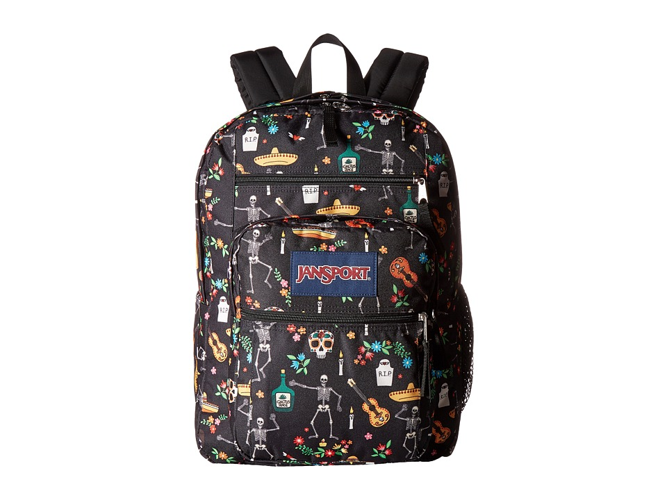 JanSport Big Student (Day of The Dead) Backpack Bags