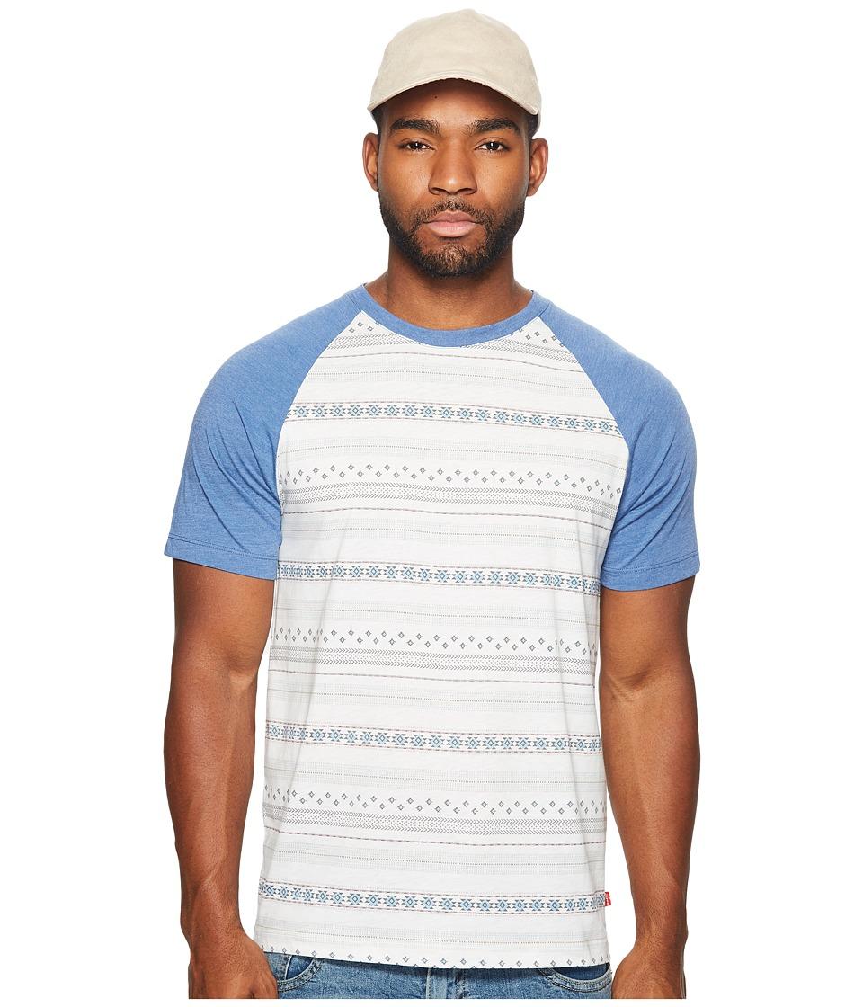 Levi's(r) - Kiki Short Sleeve Knit (Bright White) Men's Short Sleeve Knit