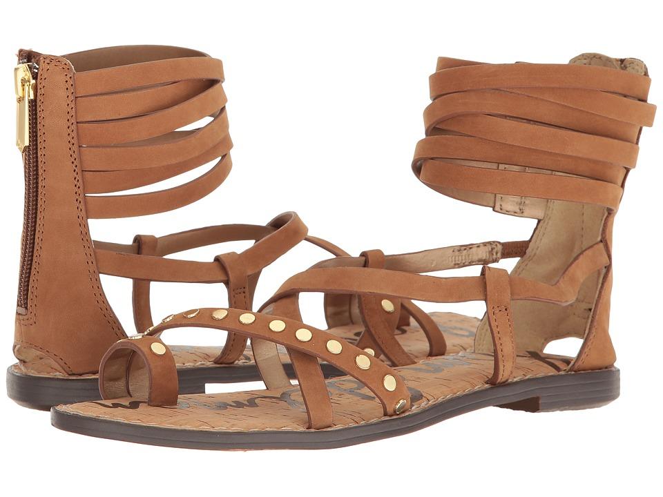 Sam Edelman - Gabe (Saddle Jabuck Nubuck Leather) Women's 1-2 inch heel Shoes
