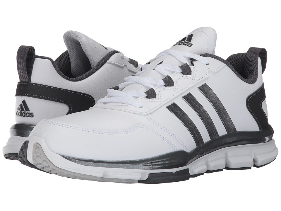 adidas - Speed Trainer 2 SLT (White/Carbon Metallic/Onix) Men's Shoes