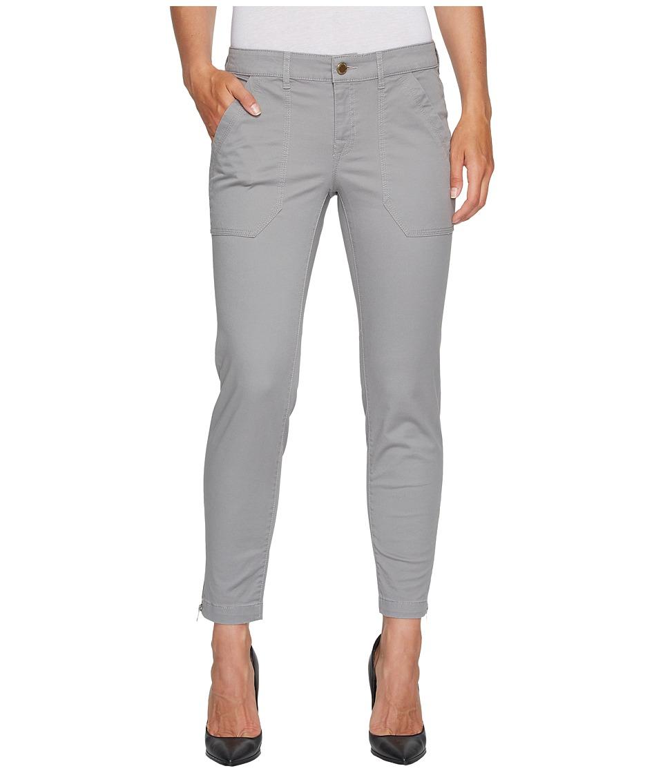 Ivanka Trump - Cotton Woven Denim Pants in Storm (Storm) Women's Jeans