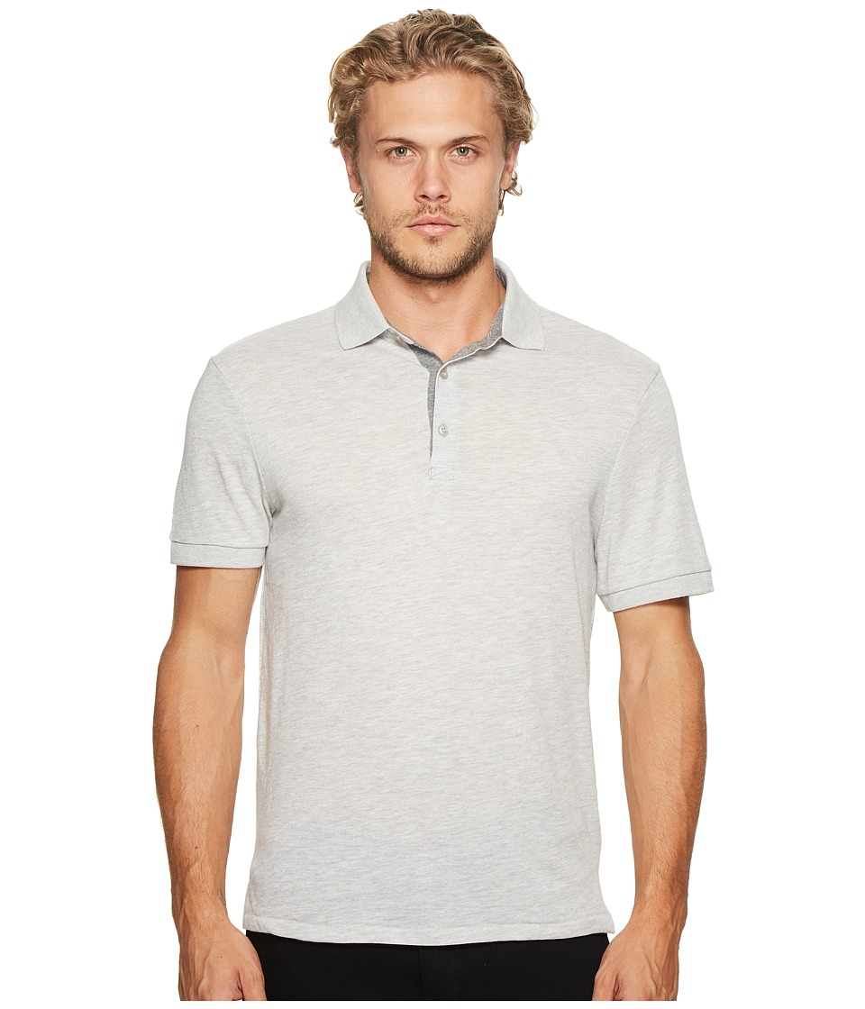 Alternative - Eco Polo (Eco Oatmeal/Eco Grey) Men's Clothing