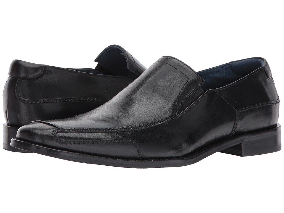 RUSH by Gordon Rush - Shaw (Black) Men's Shoes
