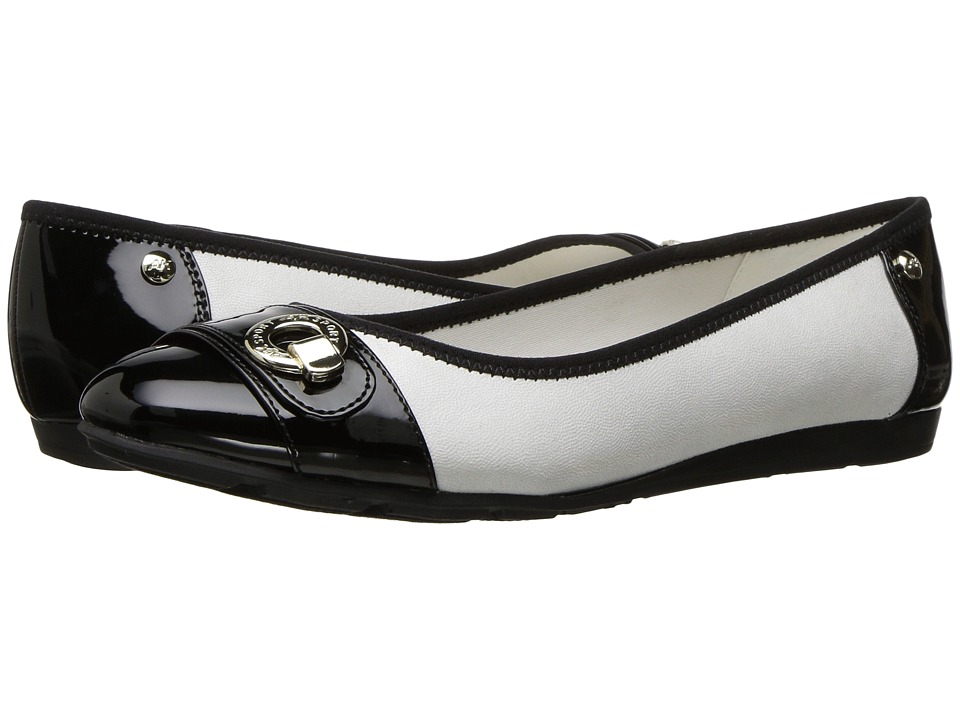 Anne Klein Azi (White Multi) Women
