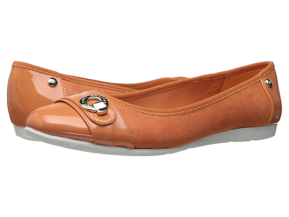 Anne Klein - Azi (Orange Combo) Women's Shoes