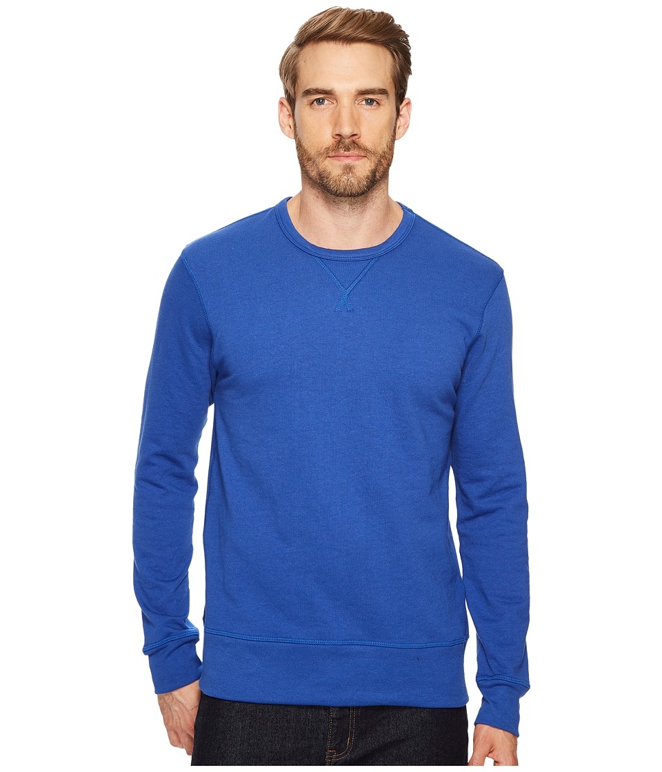 Alternative - B-Side Reversible Crew Neck (Royal Blue) Men's T Shirt