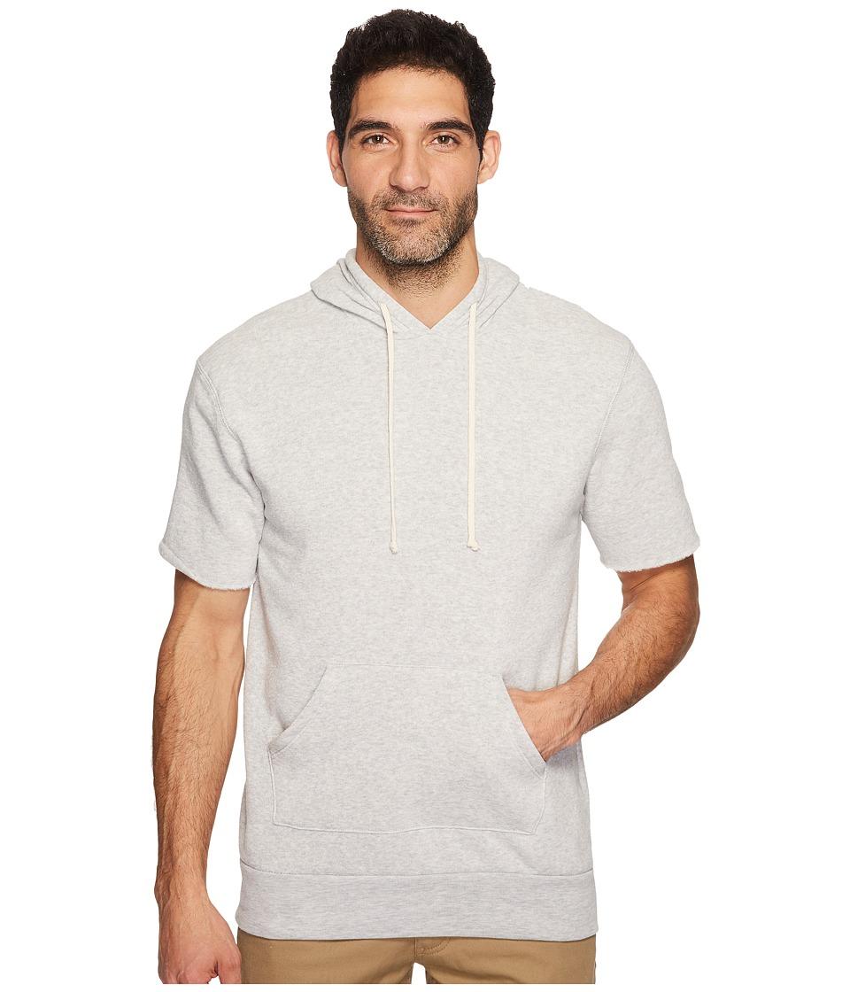 Alternative Baller Eco-Fleece Pullover Hoodie (Eco Oatmeal) Men