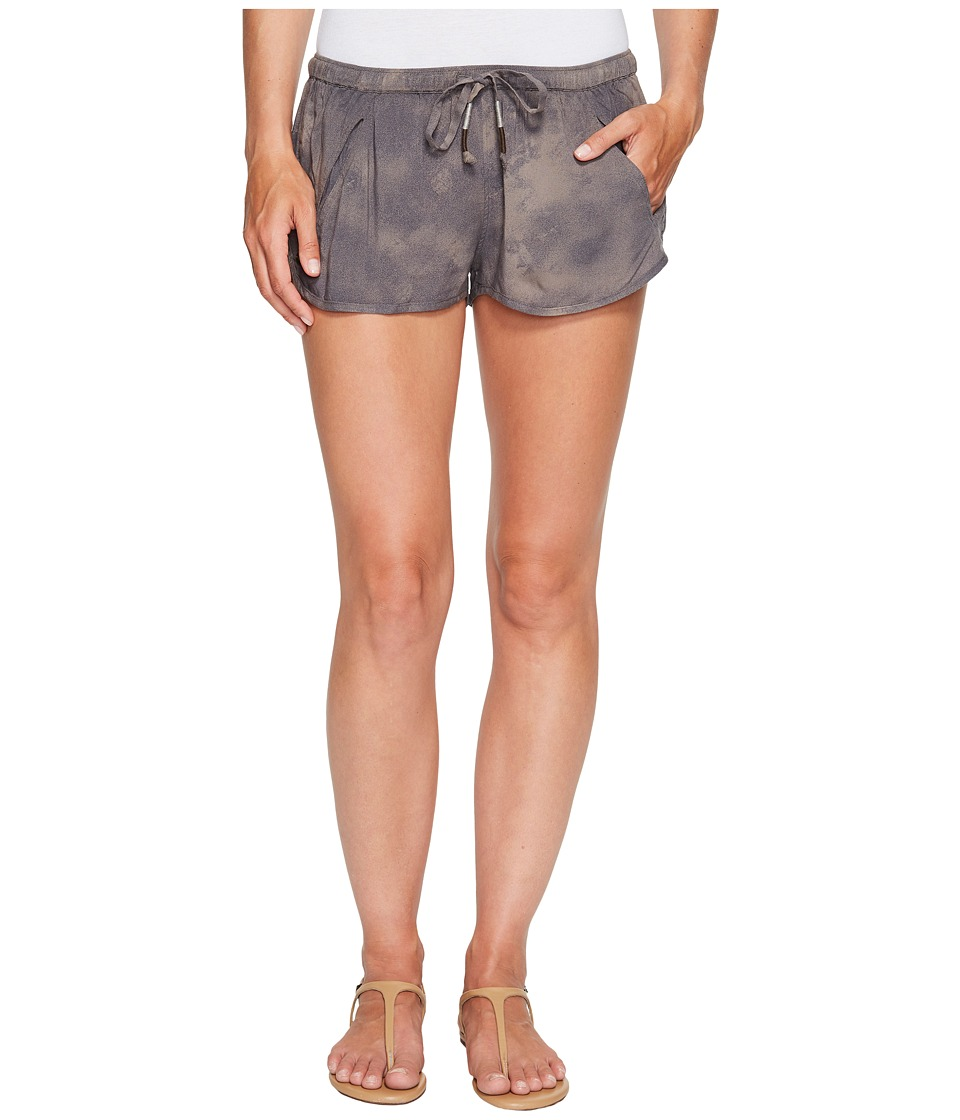 Roxy - Runaway Short (Black Cloud Wash) Women's Shorts